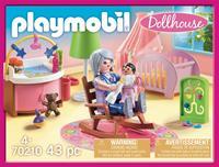 Playmobil 70210 Dollhouse Babykamer