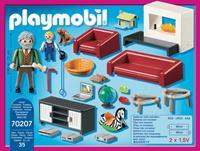 Playmobil 70207 Huiskamer met openhaard