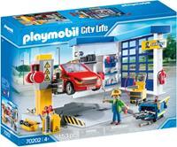 playmobil 70202 City Life Autogarage