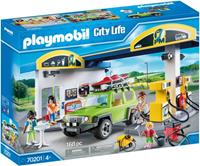 playmobil 70201 Tankstation
