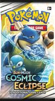 Pokemon TCG Sun & Moon Cosmic Eclipse Booster Pack