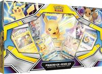 Pokemon TCG Pikachu-GX & Eevee-GX Special Collection Box