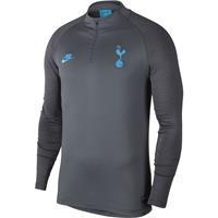 Nike Tottenham Hotspur Dry Strike Trainingstrui 2019-2020 Donkergrijs Blauw
