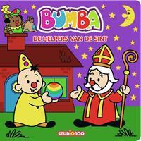 Bumba - De helpers van de Sint boek