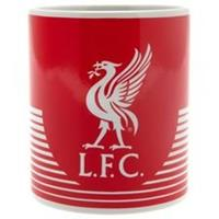 Taylors Football Souvenirs Liverpool Mok - Rood/Wit