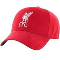 Taylors Football Souvenirs Liverpool Cap - Rood/Wit
