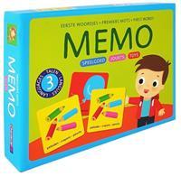 Memo Eerste woordjes Speelgoed