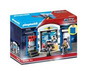 Playmobil 70306 Speelbox Politiestation