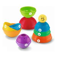 Fisher-Price Stapelen Rolbekers
