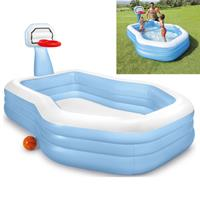 INTEX Swim Center™ - Shootin Hoops