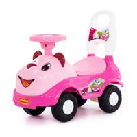 ® Loopwagen Panda Girl - Roze/lichtroze