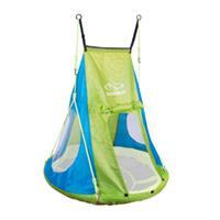 Hudora ® Tent voor nestschommel Cosy Castle 110