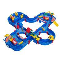 Aquaplay Mega set 660N Play & Go - Blauw