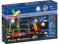 fischertechnik 551588 ADVANCED Funny Machines - Kettenreaktion Bouwpakket vanaf 7 jaar