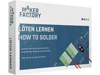 makerfactory 15055 Löten lernen Leerpakket vanaf 14 jaar