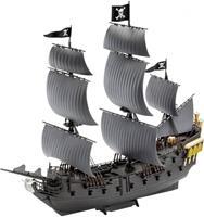 modelschip Black Pearl 26 cm 112 delig