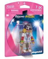 PLAYMOBIL Playmo Friends: Rapper (70237)