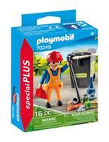 PLAYMOBIL Playmo Friends: Straatveger (70249)