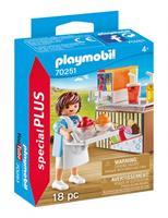 PLAYMOBIL Playmo Friends: Slush verkoper (70251)