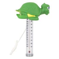 Poolstyle Thermometer schildpad