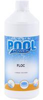 Pool Power vloeibaar vlokker 1 Liter