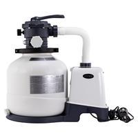 Intex zandfilterpomp 8 m³/h