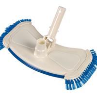 Mega Pool Bodemzuiger  met zijborstels