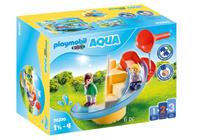 PLAYMOBIL 1, 2, 3 Waterglijbaan (70270)