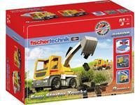 fischertechnik 554194 Easy Starter Trucks - Spielzeugbagger Experimenteerdoos vanaf 3 jaar