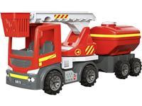 fischertechnik 554193 Easy Starter Fire Trucks Experimenteerdoos vanaf 3 jaar