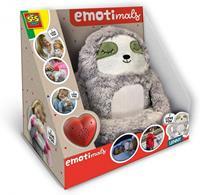 knuffel Lenny Emotimals 30 x 20 cm luiaard