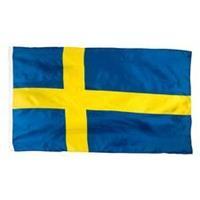 Zweden Vlag EURO 2020 - Blauw/Geel