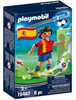 voetbalspeler Spanje junior 8 delig