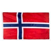 Merchandise Noorwegen Vlag EURO 2020 - Rood/Blauw/Wit
