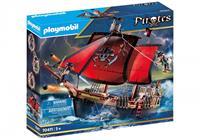 PLAYMOBIL Pirates: Piratenschip (70411)