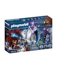 Playmobil Novelmore Heiligdom van het magische harnas 70223