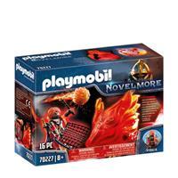 Playmobil Novelmore Vuurbewaker met vuurgeest 70227