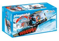 PLAYMOBIL Family Fun: sneeuwruimer multicolor