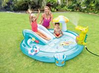 Intex zwembad gator play center