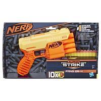 Nerf Alpha Strike Fang QS-4 Blaster met 10 Darts