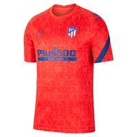 Atletico Madrid Breathe Pre Match Trainingsshirt 2020-2021 Rood