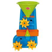 Wassermühle für Badewanne