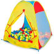 Outdoor Active - Tent with 100 balls (71801802)