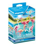 Playmobil 70351 Zwerm flamingo`s