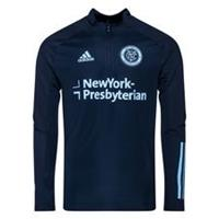 Adidas New York City FC Trainingsshirt - Navy/Blauw