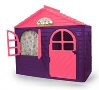 Jamara speelhuis Little Home 130 x 78 cm paars/roze