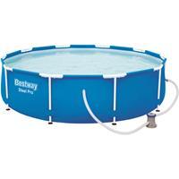 Bestway BW Pool steel pro set rond 305