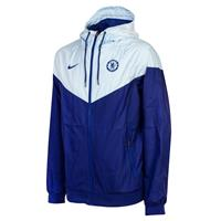Chelsea Authentic Windrunner 2020-2021 Kobaltblauw Blauw
