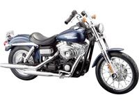 maisto HD XL 1200V Seventy-Two 13 1:12 Motorfiets
