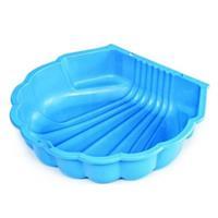 Paradiso Toys zandbak schelp junior 102 x 88 cm blauw